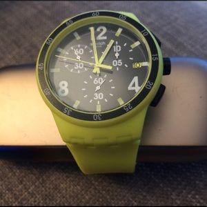 Swatch The Originals SUSG400 Limonata watch